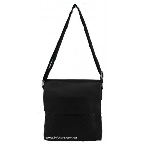 Мужская сумка Арт. 04 Цвет Чёрный ID-1386