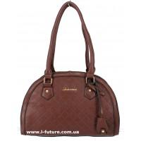 Женская сумка Арт. 5052-2 Цвет Тёмно Коричневый