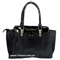 Женская сумка Арт. 1688 Цвет Чёрный