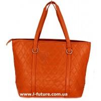 Женская сумка Арт. М-100 Цвет Рыжий