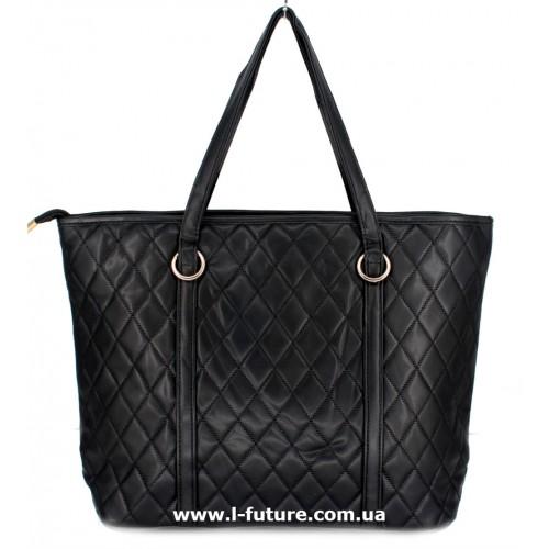 Женская сумка Арт. М-100 Цвет Чёрный ID-1452