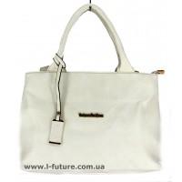 Женская сумка Арт. 8001-1 Цвет Белый