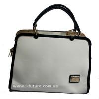 Летняя сумка Каркас Арт. 80141-1 Цвет Светлый Беж