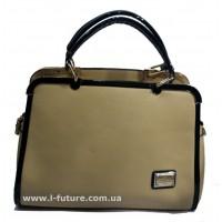 Летняя сумка Каркас Арт. 80141-1 Цвет Тёмный Беж