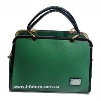 Летняя сумка Каркас Арт. 80141-1 Цвет Зелёный