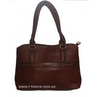 Женская сумка Арт.  8365 Цвет Коричневый
