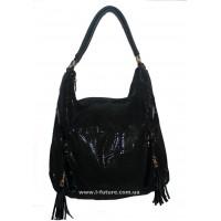 Женская сумка Арт. 99101 Цвет Чёрный