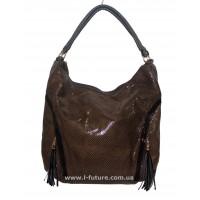 Женская сумка Арт. 99101 Цвет Коричневый