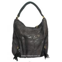 Женская сумка Арт. 99101 Цвет Серый