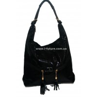 Женская сумка Арт. 99093 Цвет Чёрный