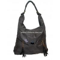 Женская сумка Арт. 99093 Цвет Серый