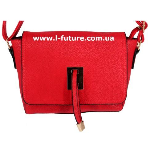 Клатч Арт. 5832-21 Цвет Красный ID-2075