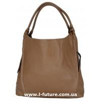 Женская сумка Арт. 1711-3  Цвет Бежевый