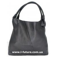 Женская сумка Арт. 1722  Цвет Чёрный