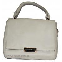 Женская сумка арт.6685 Цвет Светлый Беж