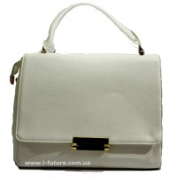 Женская сумка арт.6685 Цвет Белый
