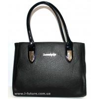 Женская сумка арт.1532 Цвет Чёрный