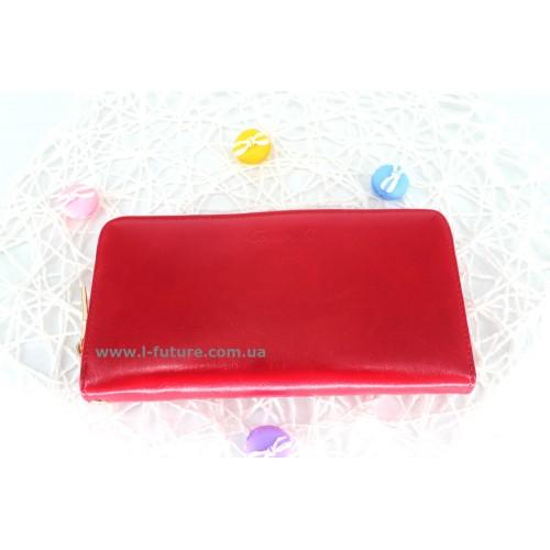 Кошелёк Арт. F-03-3124 Цвет Красный ID-674