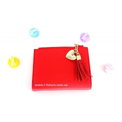 Кошелёк Арт. 16A-10387 Цвет Красный ID-696