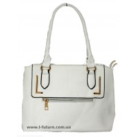 Женская сумка Арт. 8509 Цвет Белый