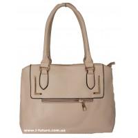Женская сумка Арт. 8509 Цвет Светлый Беж