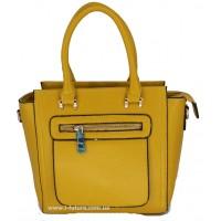Женская Сумка Арт. 1709-508 Цвет Желтый