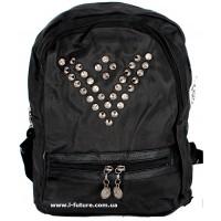 Женский рюкзак Арт. G-023  Цвет Чёрный