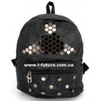 Женский рюкзак Арт. G-016  Цвет Чёрный