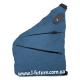 Мужская Сумка-Мессенджер Арт. 858-1 Цвет Синий