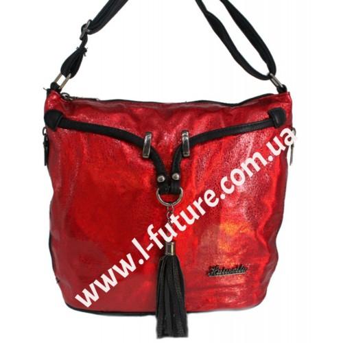 Женская Сумка 840-2 Цвет Красный