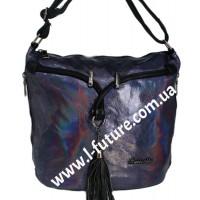 Женская Сумка 840-2 Цвет Синий