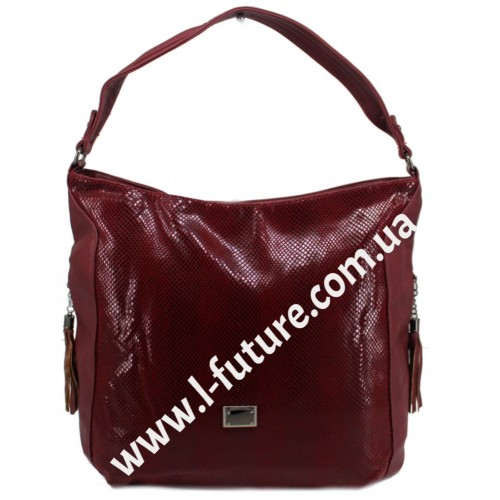 Женская Сумка Арт. 8675 Цвет Красный