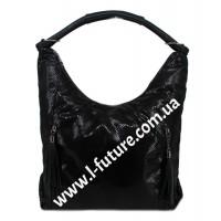 Женская сумка Арт. 8763 Цвет Чёрный