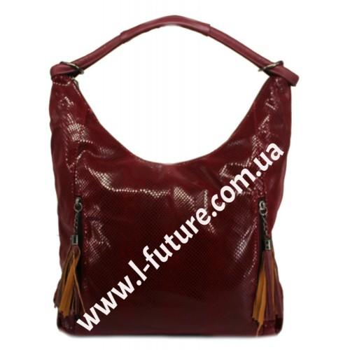 Женская сумка Арт. 8763 Цвет Красный