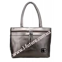 Женская Сумка Арт. 6251 Цвет Серебро