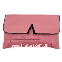 Женский Клатч Арт.А-11 Цвет Розовый
