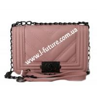 Женский Клатч Арт.8805V Цвет Розовый