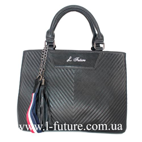 Женская Сумка Арт. F-69222-1 Цвет Чёрный