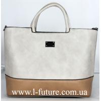 Женская Сумка Арт. 8005-1 Цвет Серый