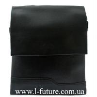 Сумка-Планшет Арт. 1759-2 Цвет Чёрный