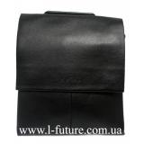 Сумка-Планшет Арт. 1618-4 Цвет Чёрный