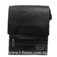 Сумка-Планшет Арт. 6698-2 Цвет Чёрный