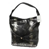 Женская сумка  арт.369624 Цвет Чёрный