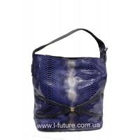 Женская сумка арт. 369624 Цвет Синий