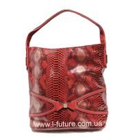 Женская сумка арт.  369624 Цвет Красный