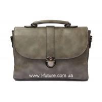 Женская сумочка арт 027.Цвет Серый