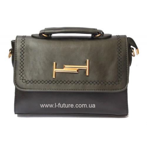 Женская сумочка арт 028.Цвет Черный ID-131