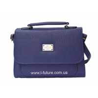 Женская сумка арт. 1091-3 Цвет Синий