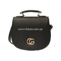 Женская сумка арт 20016-19.Цвет Черный