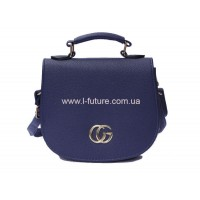 Женская сумка арт 20016-19.Цвет Синий